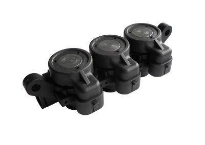 AEB 3 injectors rail CODE 238637000